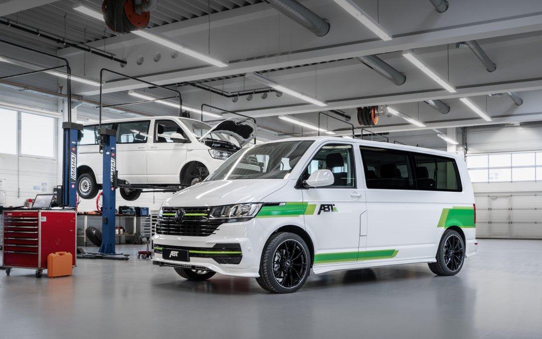 ABT e-Transporter – Der Antrieb elektrisiert, das Outfit fasziniert und AUTOBILD testet