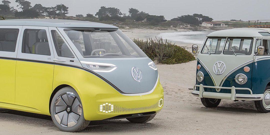 VW plant Elektro-Bulli